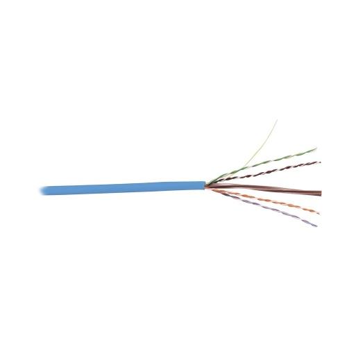 Siemon Bobina de Cable Cat6 UTP, 305 Metros, Azul