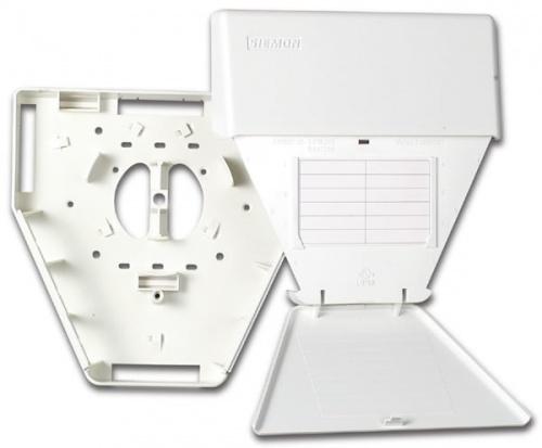 Siemon Salida Multiusuario de Telecomunicaciones CT-MMO-02, Blanco
