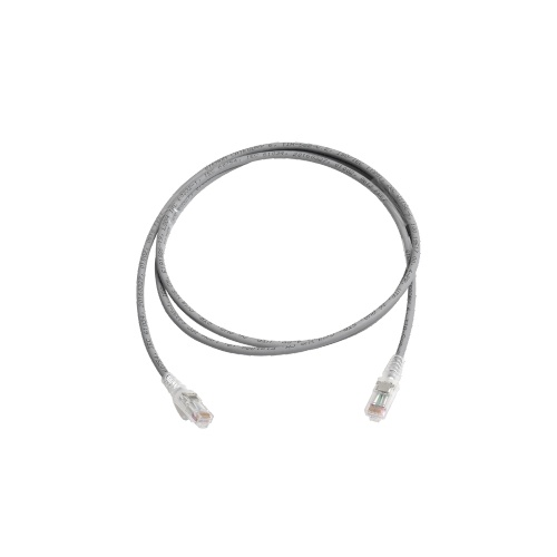 Siemon Cable Patch Cat6 UTP RJ-45 Macho - RJ-45 Macho, 5 Metros, Gris