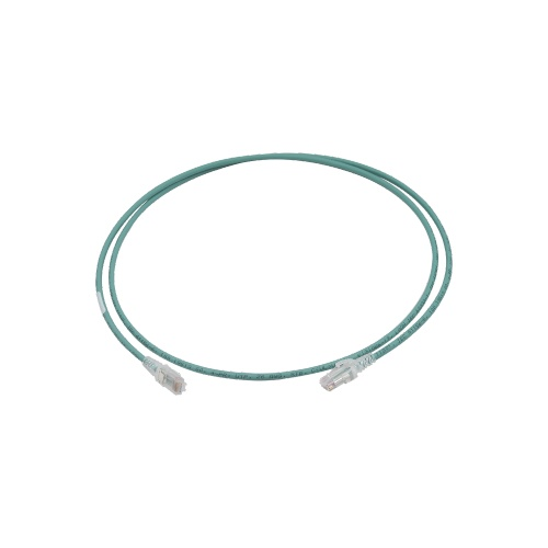 Siemon Cable Patch Cat6 UTP RJ-45 Macho - RJ-45 Macho, 5 Metros, Verde