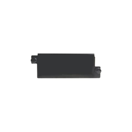Siemon Módulo de 2 Adaptadores de Fibra Óptica LC/MTP, Negro