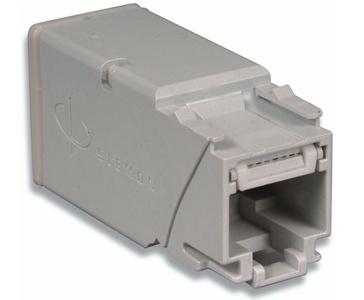 Siemon Conector RJ-45 para Cable UTP Cat6, Gris