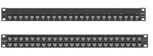 Siemon Panel de Parcheo Z-MAX de 24 Puertos, 1U