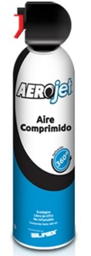 Silimex AeroJet 360° Aire Comprimido para Remover Polvo, 660ml