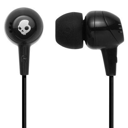 Skullcandy Audífonos Intrauriculares Jib, Alámbrico, 1.3 Metros, 3.5mm, Negro
