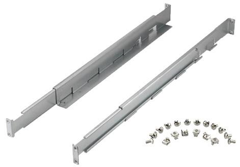 Smartbitt Rack Slider para UPS, hasta 113.3kg, Acero Inoxidable