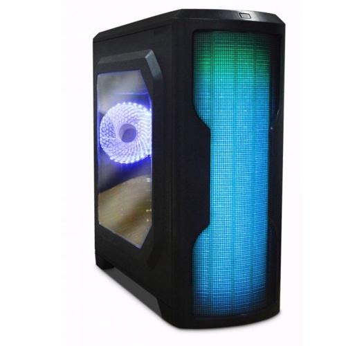 Computadora SMX SMX077, Intel Core i5-7400 3GHz, 8GB, 1TB, Windows 10 Pro 64-bit