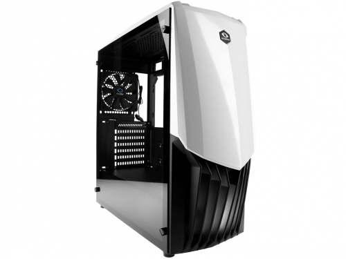 Computadora SMX SMX106WH, AMD Ryzen 5 2400G 3.60GHz, 8GB, 1TB  + 120GB SSD, Windows 10 Home 64-bit