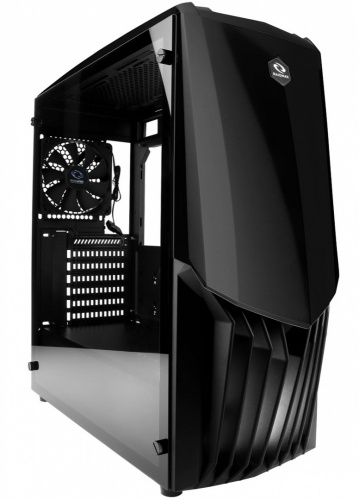 Computadora SMX SMX107, AMD Ryzen 5 2400G 3.60GHz, 8GB, 1TB + 120GB SSD - sin Sistema Operativo Instalado