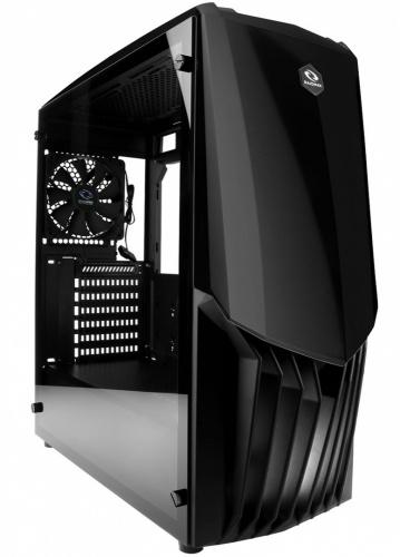 Computadora SMX SMX107WH, AMD Ryzen 5 2400G 3.60GHz, 8GB, 1TB + 120GB SSD, Windows 10 Home 64-bit