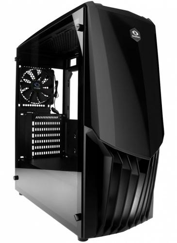 Computadora SMX SMX124WP, AMD Ryzen 3 2200G 3.50GHz, 8GB, 1TB + 120GB SSD, Windows 10 Pro 64-bit