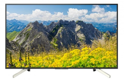 Sony Smart TV LED KD-55X750F 55'', 4K Ultra HD, Negro