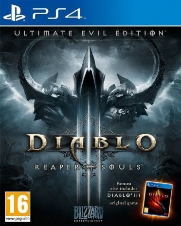 Diablo III: Reaper of Souls - Ultimate Evil Edition, PS4