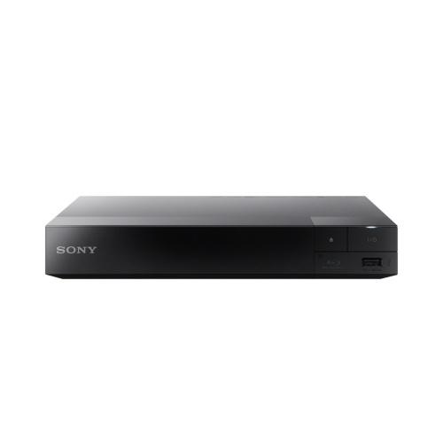Sony BDP-S3500 Blu-ray Player Inteligente, HDMI, WiFi, USB 2.0, Externo, Negro