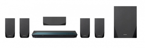Sony Home Theater BDV-E2100, 5.1, 1000W RMS, 3D, HDMI, Negro, Blu-Ray Player Incluido