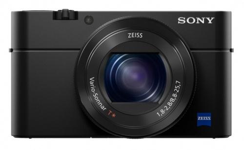 Cámara Digital Sony Cyber-shot RX100 IV, 20.1MP, Zoom óptico 2.9x, WiFi, Negro