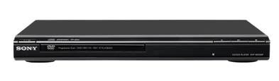 Sony DVD Player DVP-SR200P, Negro