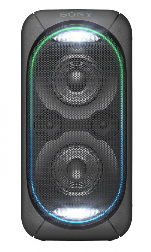 Sony Bocina GTK-XB60 Extra Bass, Bluetooth, Alámbrico/Inalámbrico, 2.0, USB, Negro