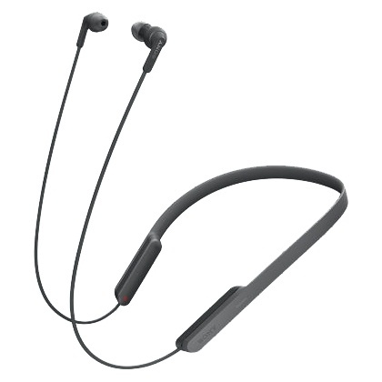 Sony Audífonos Intrauriculares MDR-XB70BT, Inalámbrico, Bluetooth, Negro