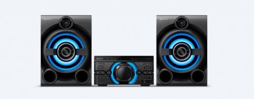 Sony MHC-M60D Mini Componente, Bluetooth, USB, Karaoke, Negro