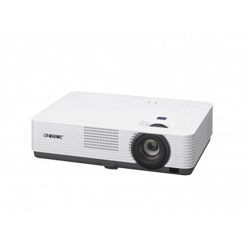 Proyector Sony VPL-DX271 3LCD, XGA 1024 x 768 Píxeles, 3600 Lúmenes, Blanco