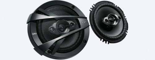 Sony Bocina para Auto XS-XB1641, 350W, 4 Vías, 88dB, 6.5