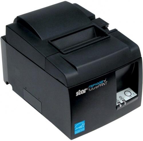 Star Micronics TSP143IIIW, Impresora de Tickets, Térmica Directa, Inalámbrico, 203 x 203 DPI, Gris