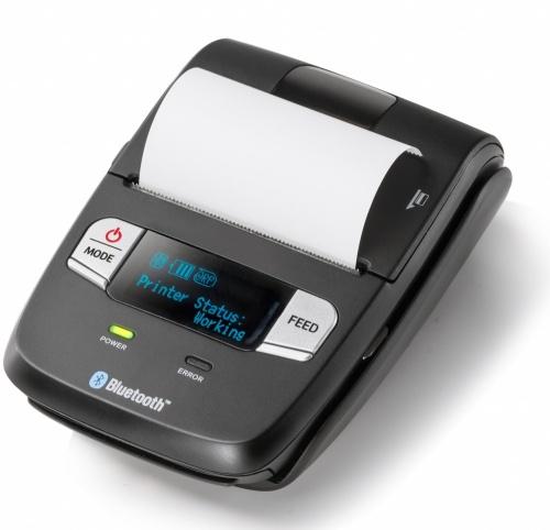 Star Micronics Impresora Móvil SM-L200, Térmica Directa, Inalámbrico, Bluetooth, Negro
