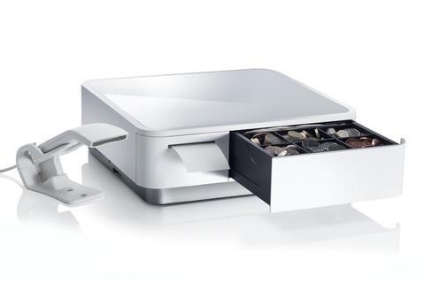 Star Micronics Sistema POS Móvil con Impresora mPOP, Térmica Directa, Inalámbrico, Bluetooth/USB