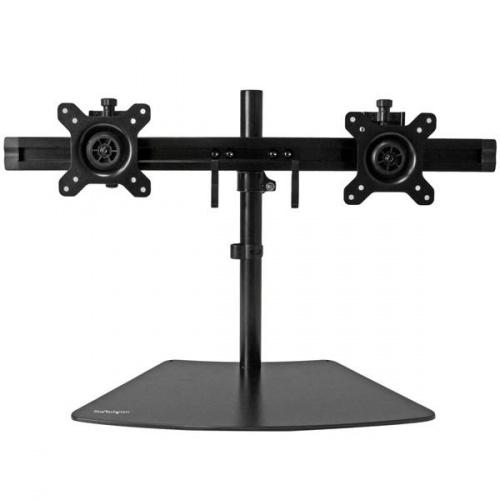 StarTech.com Soporte para 2 Monitores hasta 24'', max. 8KGs