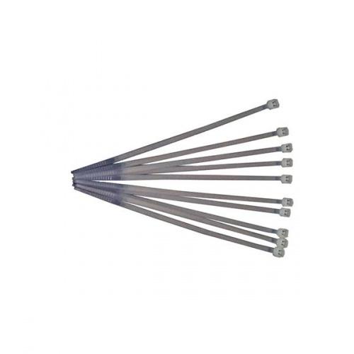 StarTech.com Cintillo de Nylon CV200K, 20cm, Negro, 1000 Piezas