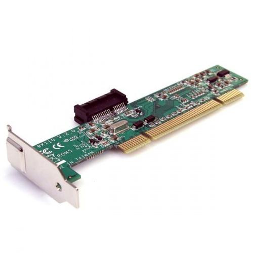 StarTech.com Tarjeta PCI a PCI Express, Alámbrico