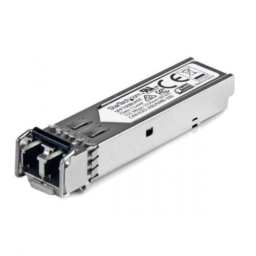 StarTech.com Módulo Transceptor SFP100BLHST SFP, LC, 155 Mbps, 80Km, 1550nm
