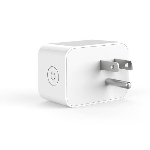 STF Mobile Smart Plug ST-HA46129, WiFi, 1 Conector, 1100W, 10A, Blanco