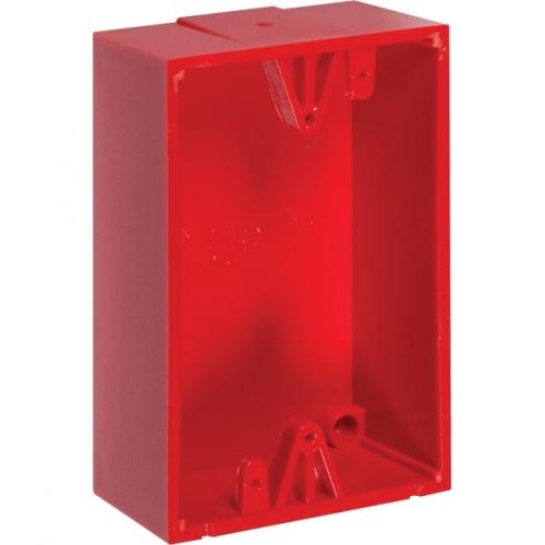 STI Montaje para Sirena KIT-71100A-R, Rojo