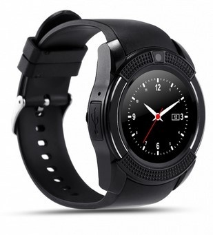Stylos Smartwatch SW2, Touch, Bluetooth 3.0, Negro