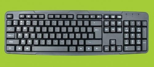 Teclado Stylos Keyboard, Alámbrico, USB, Negro (Español)