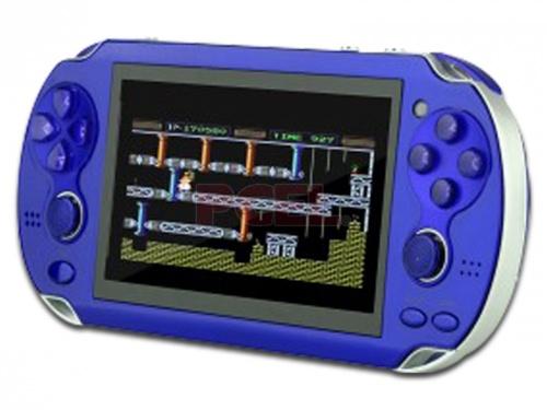 Stylos Reproductor Emulador A3, 4GB, USB, Azul