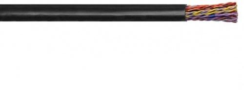 Superior Essex Bobina de Cable Patch Cat5e UTP, 305 Metros, Negro