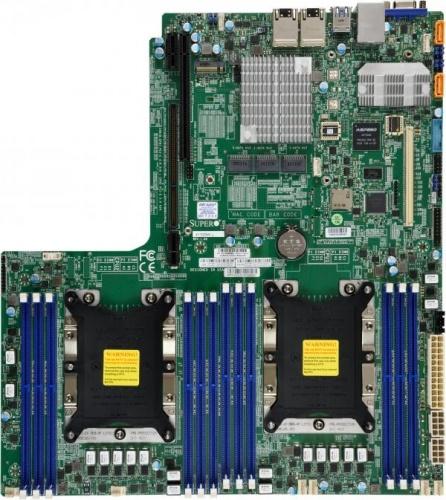 Tarjeta Madre Supermicro X11DDW-L, S-3647, Intel C621, 1.5TB DDR4 para Intel