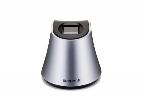 Suprema Lector de Huella Digital BioMini Plus 2, USB 2.0, Plata