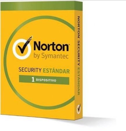 Symantec Norton Security Standard 3.0, 1 Usuario, 1 Año, Windows/Mac/Android/iOS