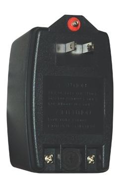 Syscom Fuente de Poder para Cámara CCTV, Entrada 120V, Salida 24V
