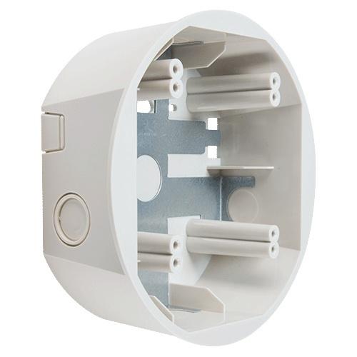 System Sensor Caja de Montaje en Techo, para Sirena, Blanco