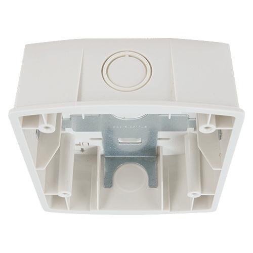 System Sensor Caja de Montaje en Pared, para Sirena, Blanco