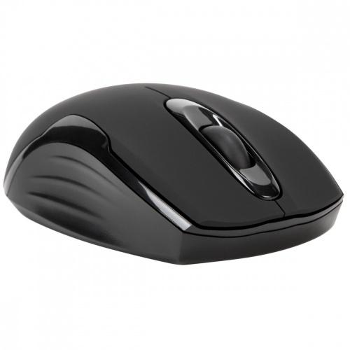 Mouse Targus Óptico W575, RF Inalámbrico, 1600DPI, Negro