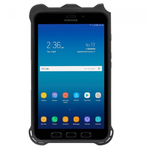 Targus Funda de TPU THD482GLZ para Tablet Galaxy Tab Active 2, Negro