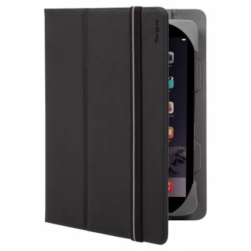 Targus Funda Safe Fit para iPad Air/iPad Air 2, Negro