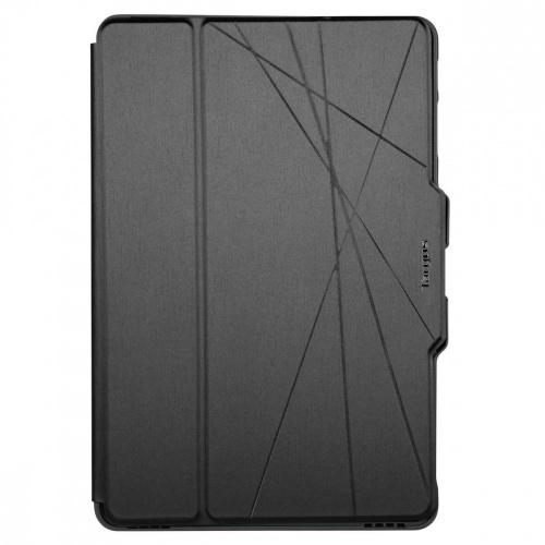 Targus Funda de Plástico PU THZ751GL para Tablet Samsung Galaxy Tab S4, Negro