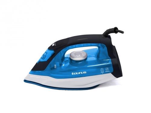 Taurus Plancha Vapor en Seco, Suela de Titanio, 1200W, 0.2 Litros, Azul